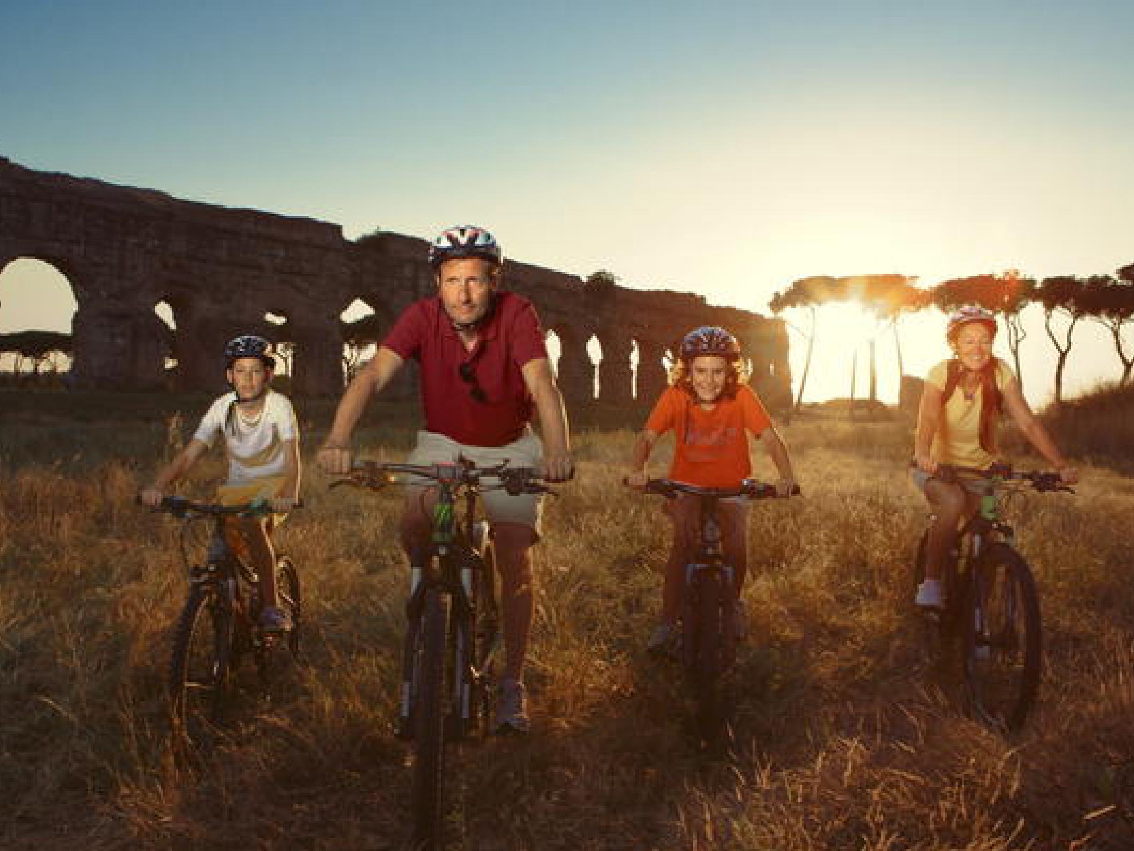 Bici tour roma