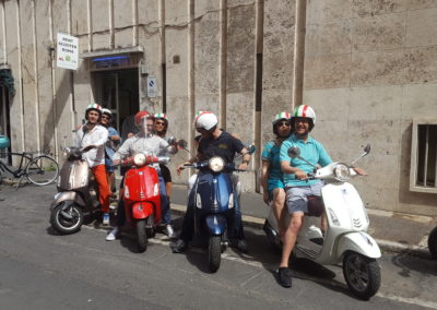 Rent Scooter Roma